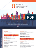 20150416 17 Abordaje Multidisciplinar Cancer Madrid