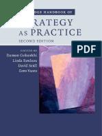 1Cambridge Handbook of Strategy - Damon Golsorkhi, Linda Rouleau,.pdf