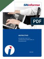 Instructivo Formulario 120-Remuneraciones