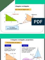 Teorema de Pitágoras 7°