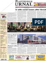 The Platteville Journal Nov. 11, 2015 breaking news