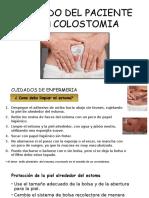 Cuidado Del Paciente Con Colostomia