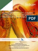 Agonistas Del Receptor GLP-1 Diabetes Tipo Dos