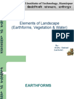 Landscape - Earthforms & Plants