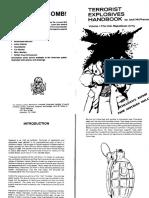 Jack Mcpherson-terrorist Explosives Handbook Vol i the Irish Republican Army