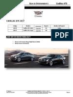 2017 Cadillac Pasajeros Cadillac ATS Es 1244784701