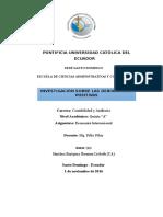 Beneficios de La Globalizacion Ecuador