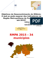 Extrema Pobreza Odm Rmpa 2015 Anipes 2014