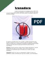 Arenadora