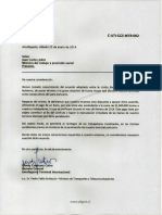 Cartas Empresas