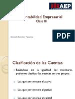 Clase III Contabilidad Empresarial