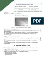 Teste Ditaduras