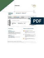 Greyhound Ticket
