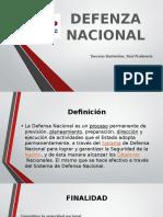 Defenza Nacional