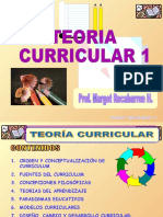 1 Teoria Curricular