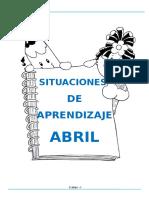 3años Abril CD