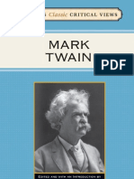 Bloom's Classic Critical Views--Mark Twain
