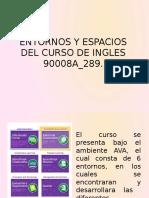 Entornos y Espacios Del Curso de Ingles 90008a_289