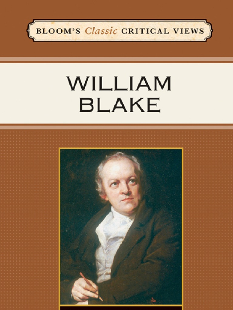 william blake and ted hughes essay