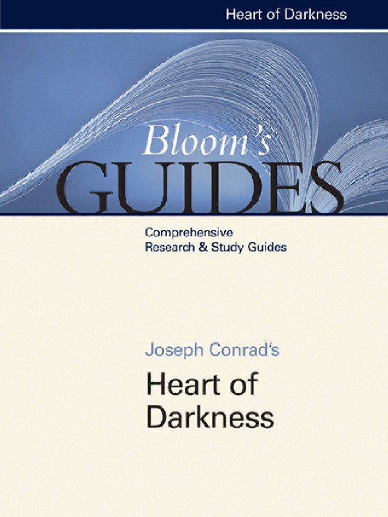 "an analysis of heart of darkness by joseph conrads Analysis of joseph conrad's syntax, diction, and imagery in ""the heart of  darkness"" joseph conrad had written several works from 1900 to 1907 one of  his."