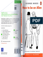 How to Be an Alien (8th Grade)