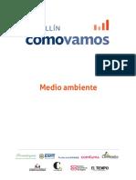 Informe de Calidad de Vida 2013 - Medio Ambiente