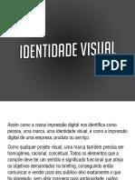Identidade Visual - Construção