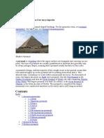 الحضاره المصريه القديمه
