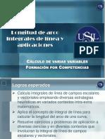 s9 Integral de Linea-Aplicaciones