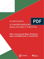 Mini Manual Boas Praticas SI IAPMEI