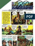 La sud de Rio Bravo - benzi desenate