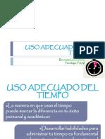 USO ADECUADO DEL TIEMPO.pdf
