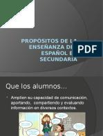 Propositos Español