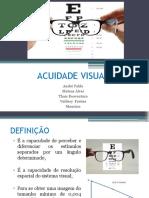 Acuidade Visual 3.0