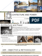 ARCHITECTURE AND POWER - 09 AR 12.ppsx
