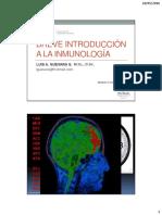 Clase N° 1 y2. Antigenis-Anticuerpo-modelo animal 2016-I