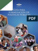 Guia Para Formulacionde Politicas Publicas