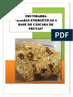 Informe-barras Energéticas a Base de Cáscara de Frutas