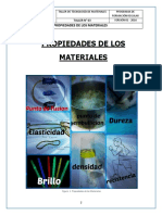 Informe n 01 de Tec. Materiales
