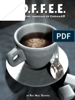 COFFEE - The Scripting Language of Cinema 4D - Rui Batista.pdf