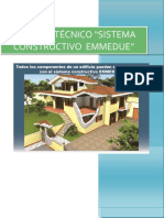 Sistema Constructivo Emmedue