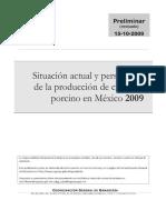 Produccion de Carne en Canal de Direccion General de Desaroyo p