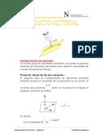 SEPARATA DE PRODUCTO VECTORIAL, TEORIA Y PRACTICA.docx