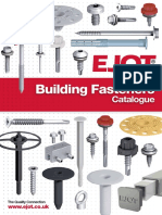 EJOT Screws Catalogue 2016