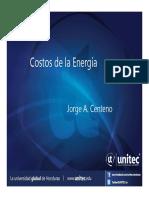 4.1 Costo de La Energia (1)