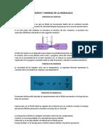 Principios y Normas de La Hidraulica[1]