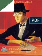 Fernando Pessoa, Hermetismo e Ideal (2016) - Vitor Manuel Adrião