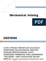 Mechanical Joining