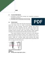 M - VIII Hydrocyclone Fix