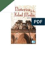 Callejo Jesus - Misterios de La Edad Media